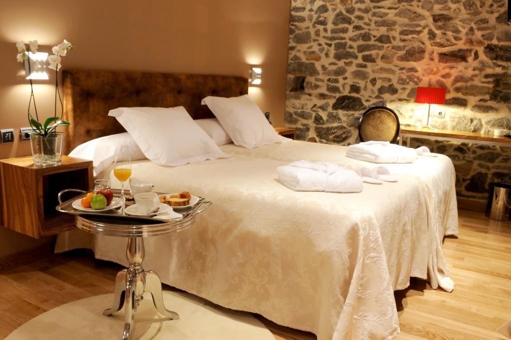 01 Habitación ANTIGUO CASINO Hotel Boutique con Encanto Pravia Asturias