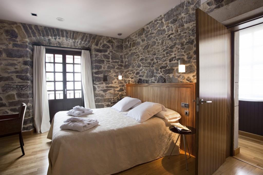 03 Habitación ANTIGUO CASINO Hotel Boutique con Encanto Pravia Asturias