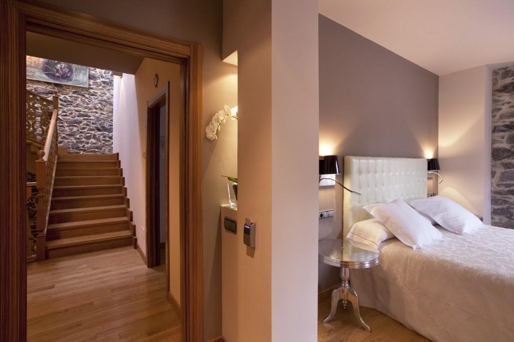 04 Habitación ANTIGUO CASINO Hotel Boutique con Encanto Pravia Asturias