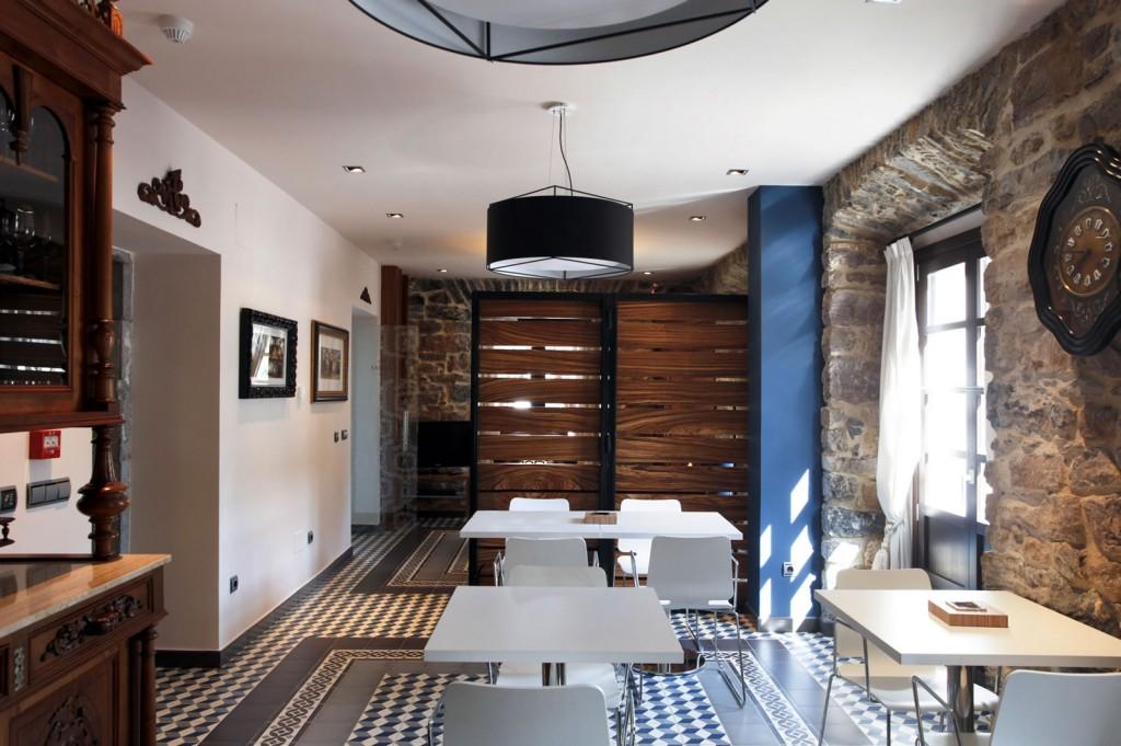 05 Comedor ANTIGUO CASINO Hotel Boutique con Encanto Pravia Asturias