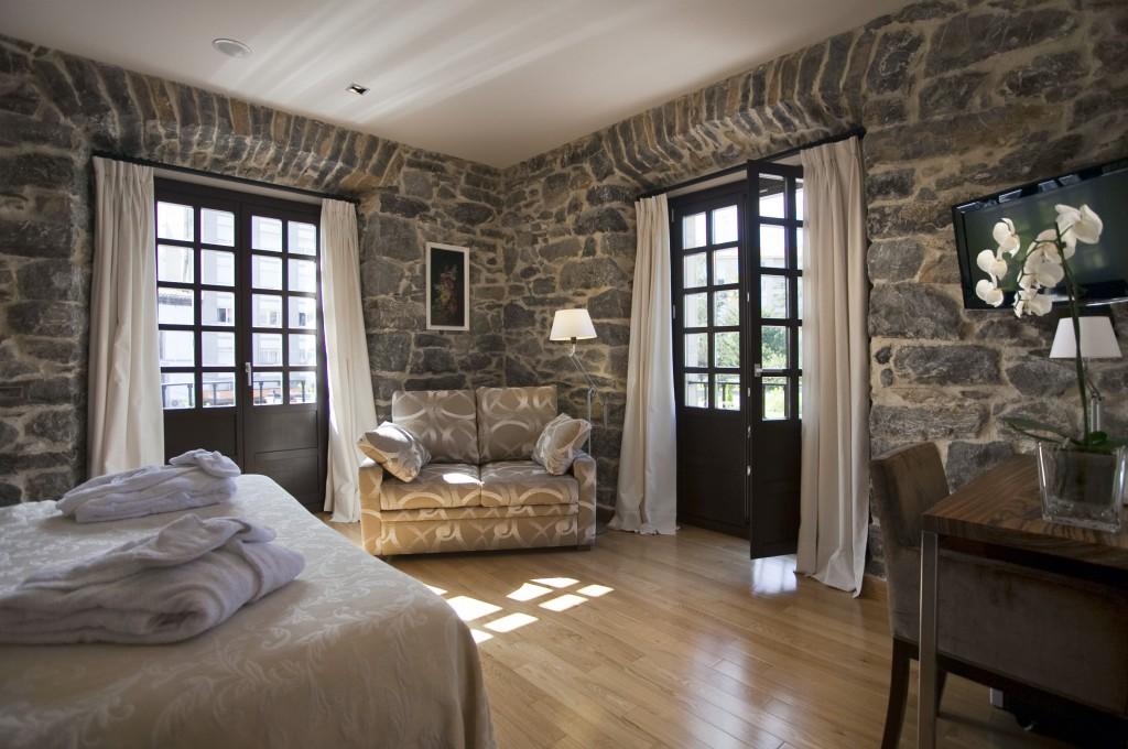 05 Habitación ANTIGUO CASINO Hotel Boutique con Encanto Pravia Asturias