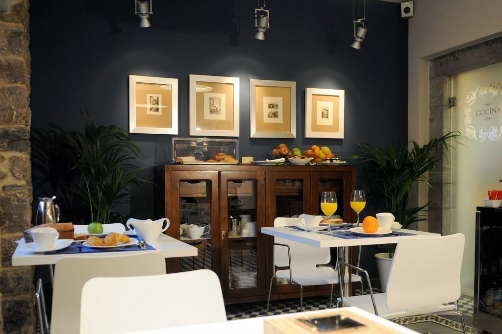 06 Desayuno ANTIGUO CASINO Hotel Boutique con Encanto Pravia Asturias