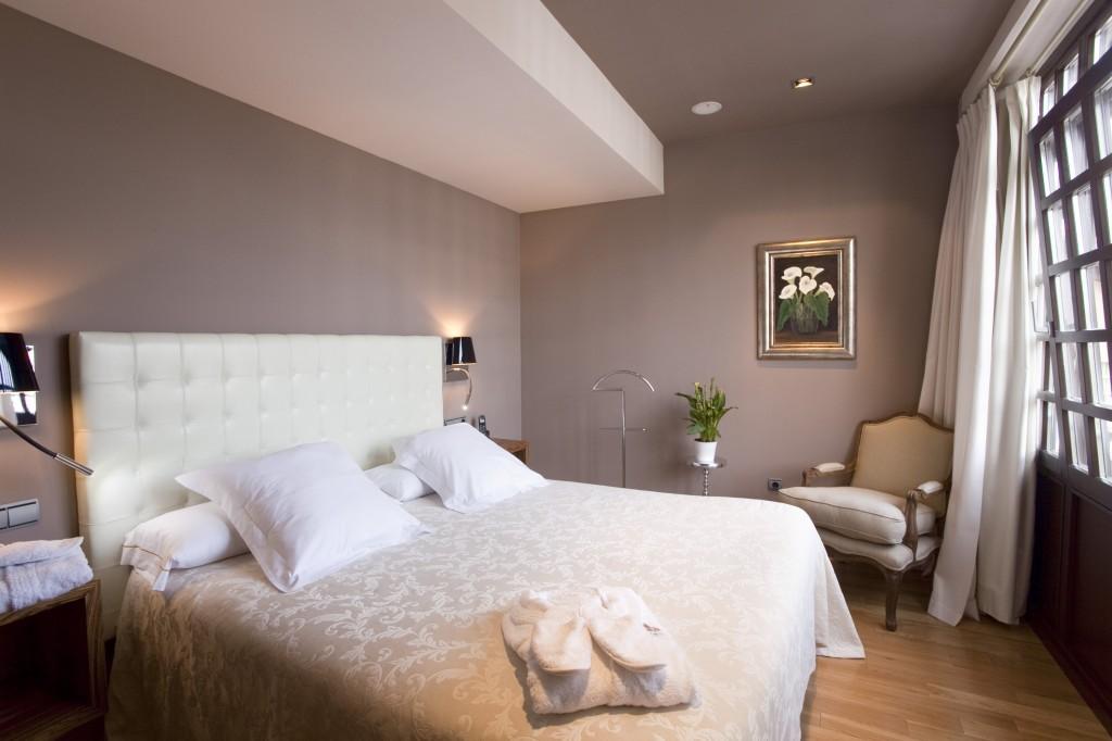 07 Habitación ANTIGUO CASINO Hotel Boutique con Encanto Pravia Asturias