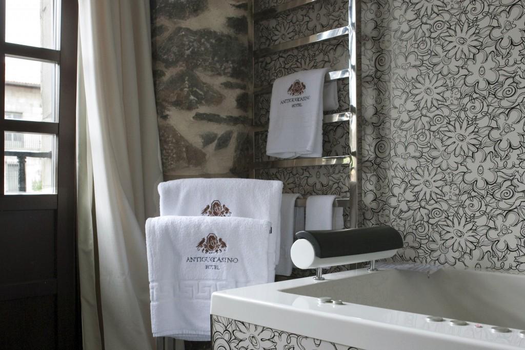 08 Habitación ANTIGUO CASINO Hotel Boutique con Encanto Pravia Asturias